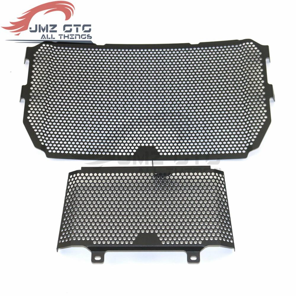 New Style Motorcycle Accessories Radiator Guard Protector Grille Grill Cover For YAMAHA R1/R1M/R1S 15-18 MT-10/FZ-10 16-17