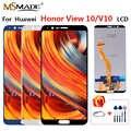 Para Huawei Honor V10/View 10 BKL-L09 BKL-AL00 BKL-AL20 BKL-L04 LCD pantalla táctil digitalizador piezas de repuesto + regalo