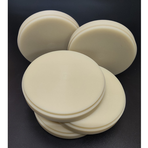 Image 3 - 5 Pieces/Lot PMMA Disk OD98mm*14mm Cad/Cam Discs Weiland Mechinable PMMA Block Clear A1 A2 A3