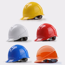 High-strength Safety Helmet Work Cap ABS Material Engineering Helmets Hard Hat Site Construction Protective Hard Hat(China)
