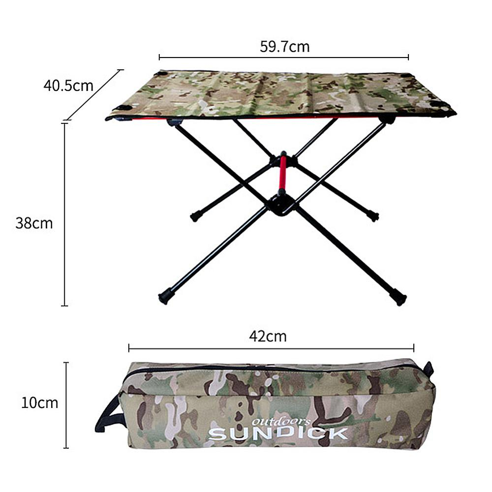 Portable Foldable Camping Table 5