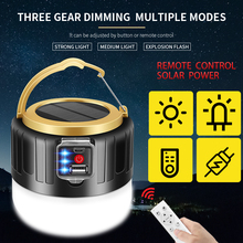 Solar Camping Light USB Rechargeable Super Bright Searchlights LED Work lighting Portable Lamp Night Lantern Emergency Camp Bulb cheap TRLIFE CN(Origin) LED Camping Light LITHIUM ION LED Bulbs Portable Lanterns PL214 PL215 Rechargeable Battery 2G11 Camping caving night fishing table lamp car repairing