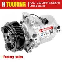 Voor Nissan Compressor Nissan Frontier 4.0L Xterra 4.0L Evenaar 2005-15 92600EA300 92600-EA300 92600EA30A 92600-EA30A 92600EA30C