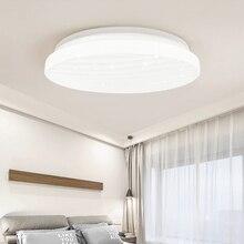 Luz de teto regulável 72w 36 conduziu a lâmpada do painel para baixo luz superfície montada ac 220 v lâmpada moderna para casa conduziu a iluminação de teto