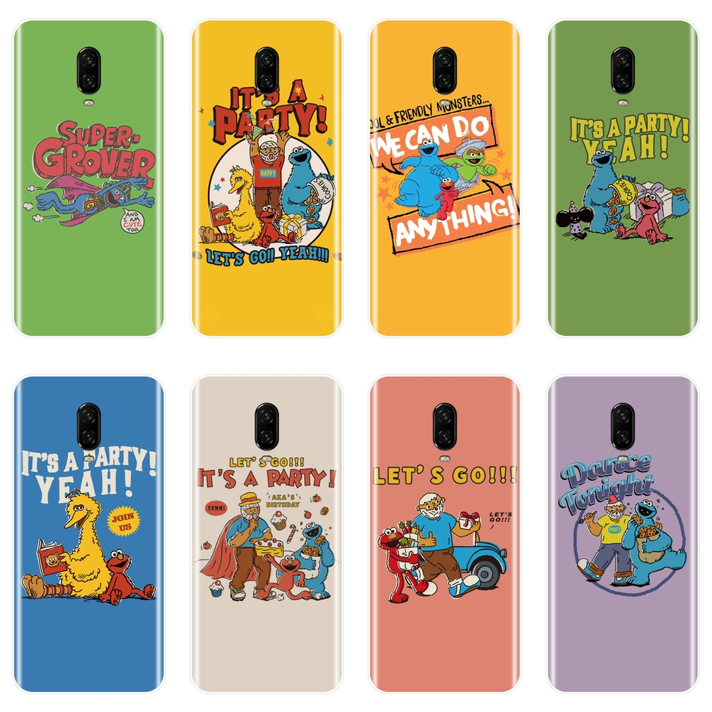Soft Silicone <font><b>Case</b></font> For <font><b>One</b></font> <font><b>Plus</b></font> 3 <font><b>3T</b></font> 5 5T 6 6T 7 7 Pro Yellow Cartoon Back Cover For OnePlus 3 <font><b>3T</b></font> 5 5T 6 6T 7 7 Pro Phone <font><b>Case</b></font> image