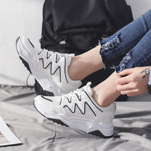 Damyuan Flats 2020 New Pattern Ladies Comfortable Non-slip Women's Shoes Wear-resisting Casual Breathable  Sneakers Women