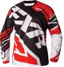 2020 nouveaux hommes descente maillots course visage VTT vtt chemises Offroad DH moto maillot Motocross Sportwear BMX vêtements