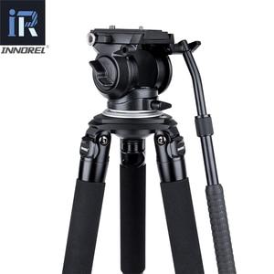 Image 5 - LT324C מקצועי 10 שכבות סיבי פחמן חצובה גמיש Selfie תמונה 1.5M מקסימום גובה חצובה Stand עבור ספורט וידאו מצלמות