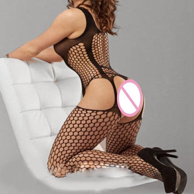 Fishnet Sexy Bodystocking