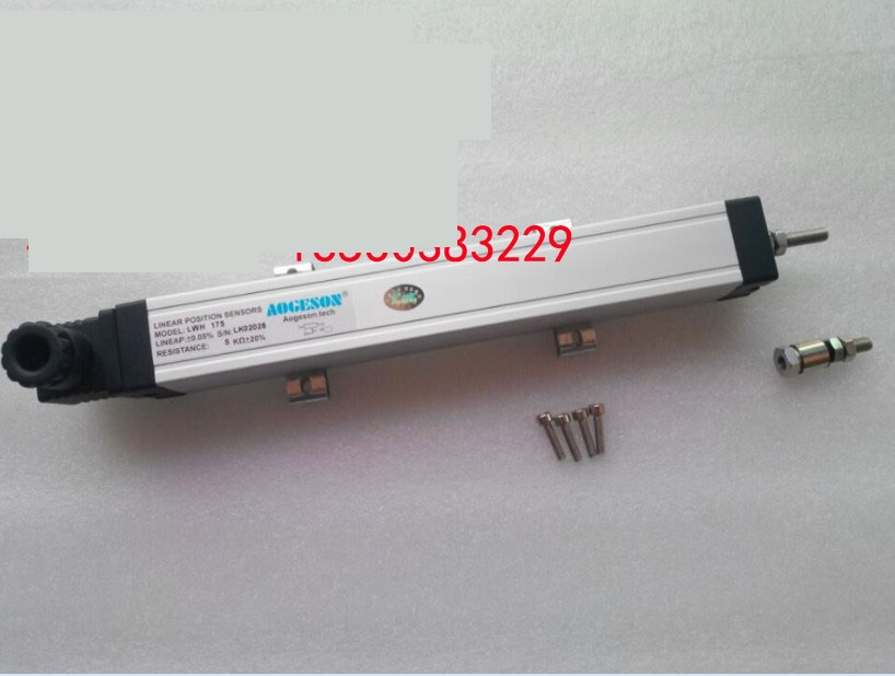 LWH-150 175 200 225 250 Displacement Sensor Injection Molding Machine Rod Electronic Ruler