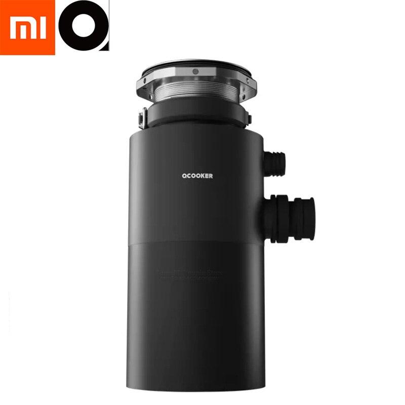 Xiaomi Mijia Ocooker 1000ml trituradora de basura de alimentos trituradora de acero inoxidable Motor de inducción CA 220V Aparato de fregadero de cocina