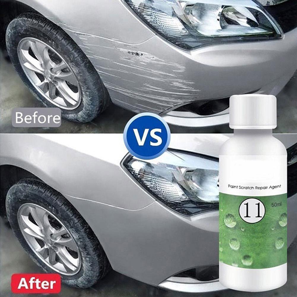 50ML Auto Car Vehicle Body Care Liquid Ceramic Coating Anti-scratch Polish Paint