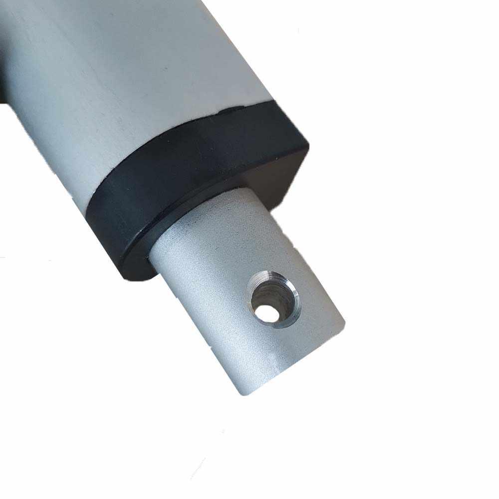 Электрический линейный привод скорость 5 мм/сек. 100/200/300/500/600/700/800/900/1000 мм ход линейный двигатель контроллер постоянного тока 12V24V thrust900N