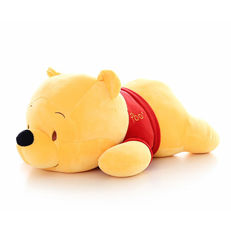 45cm Cute Winnie the Pooh Plush Animal Stuffed Toy Body Pillow Cotton Doll Birthday Christmas Present Children boy Girl Toy-in Plush Pillows from Toys & Hobbies