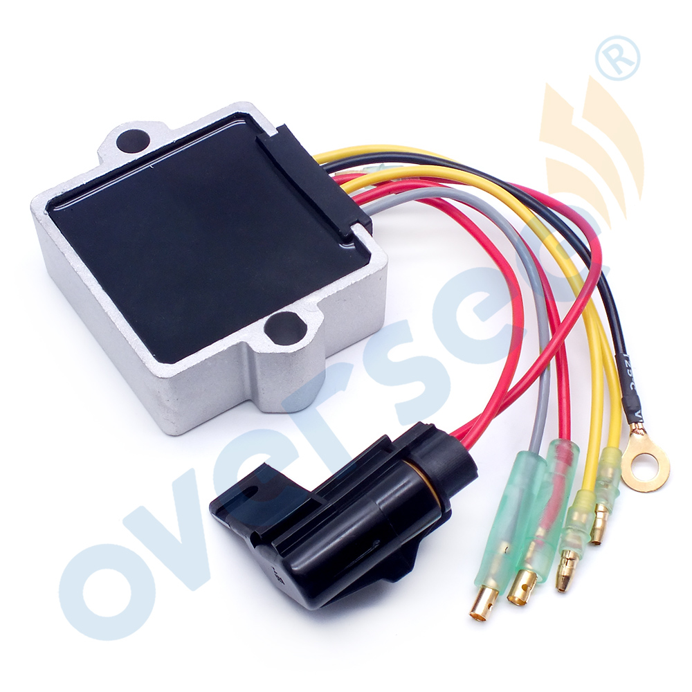 8M0045112 Regulator Rectifier For Mercury Mariner Outboard Motor Parts With Fuse 8M0045112