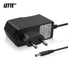 5V 2A DC Ausgang Power Adapter EU UNS Stecker 90 240V AC Eingang 100cm Kabel Ladegerät versorgung Für 3,5 mmx 1,35mm Jack USB HUB Kartenleser