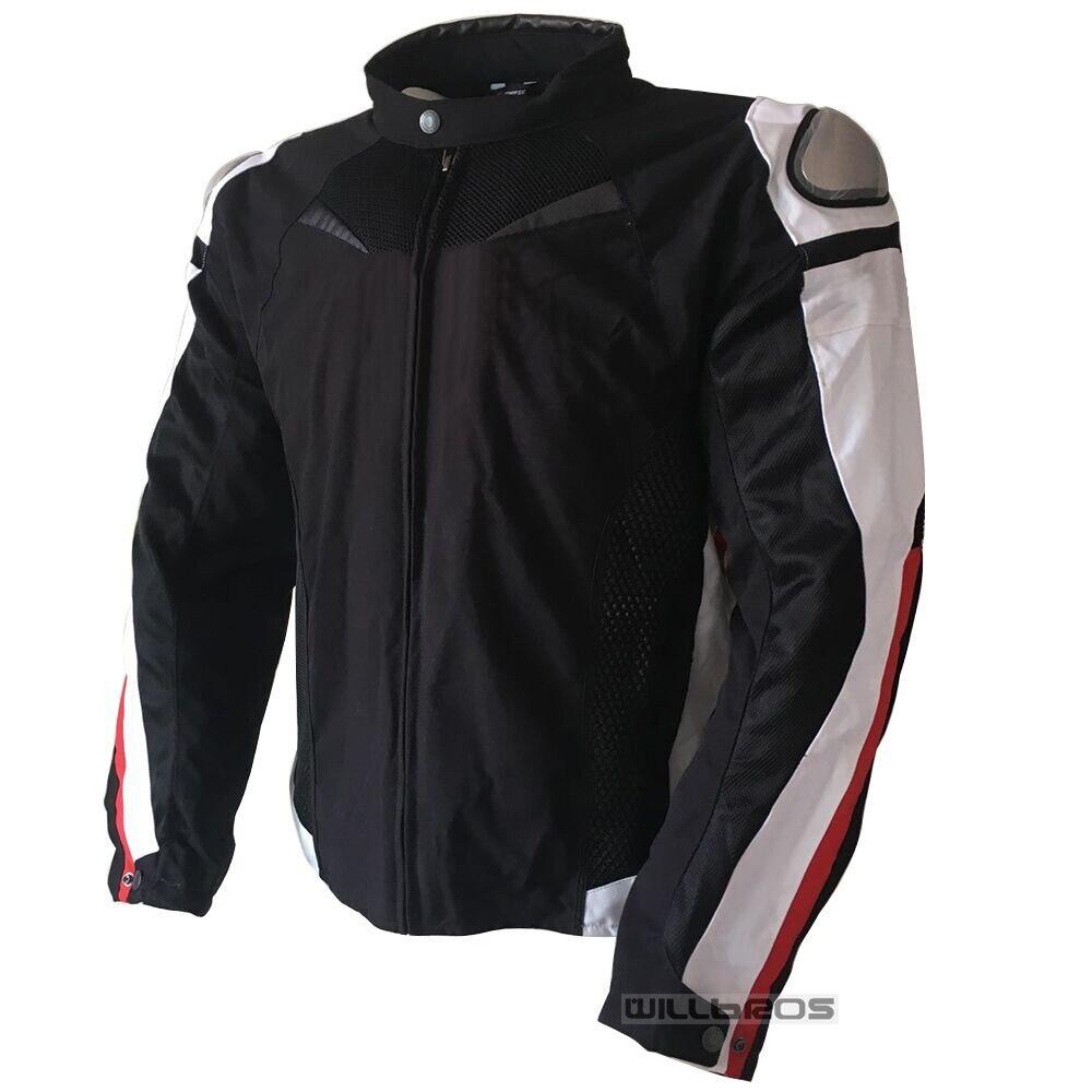 2019 Dain Moto hommes été maille course vêtements Moto équitation Moto vestes Motocross veste avec protecteur Jersey