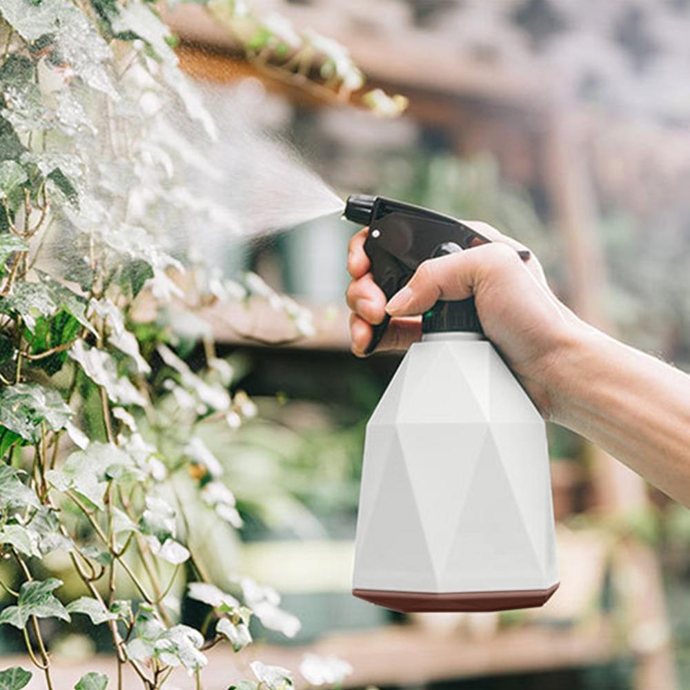 Горшок для полива растений и цветов, садовый распылитель, чайник для парикмахерских комнат, оборудование для садоводства