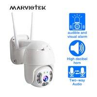 Home Security CCTV Camera 1080P IP Camera WiFi Wireless PTZ Speed Dome Video Surveillance ipCam Onvif Camara IP Outdoor P2P IR