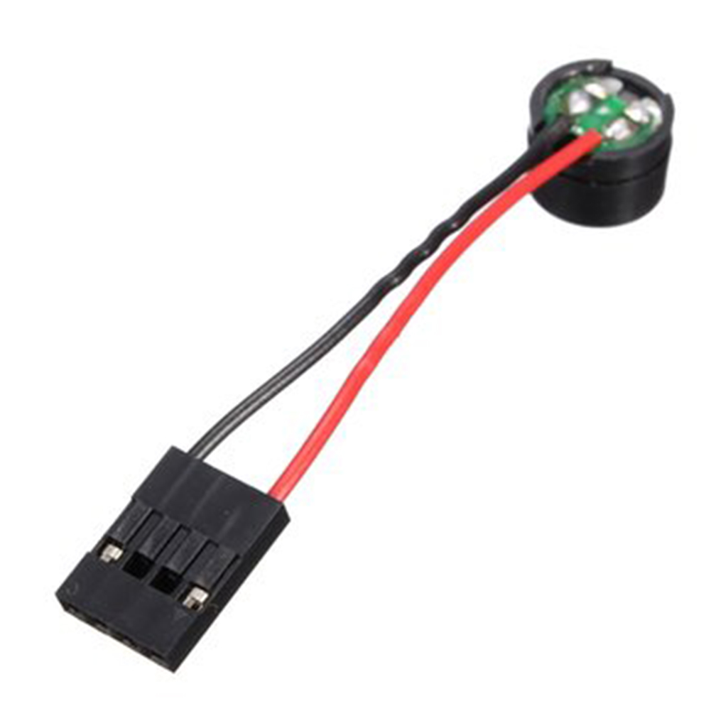 "NEW PC Internal Buzzer w// 18/"" Cable for 4pin Computer Motherboard Speaker Port"