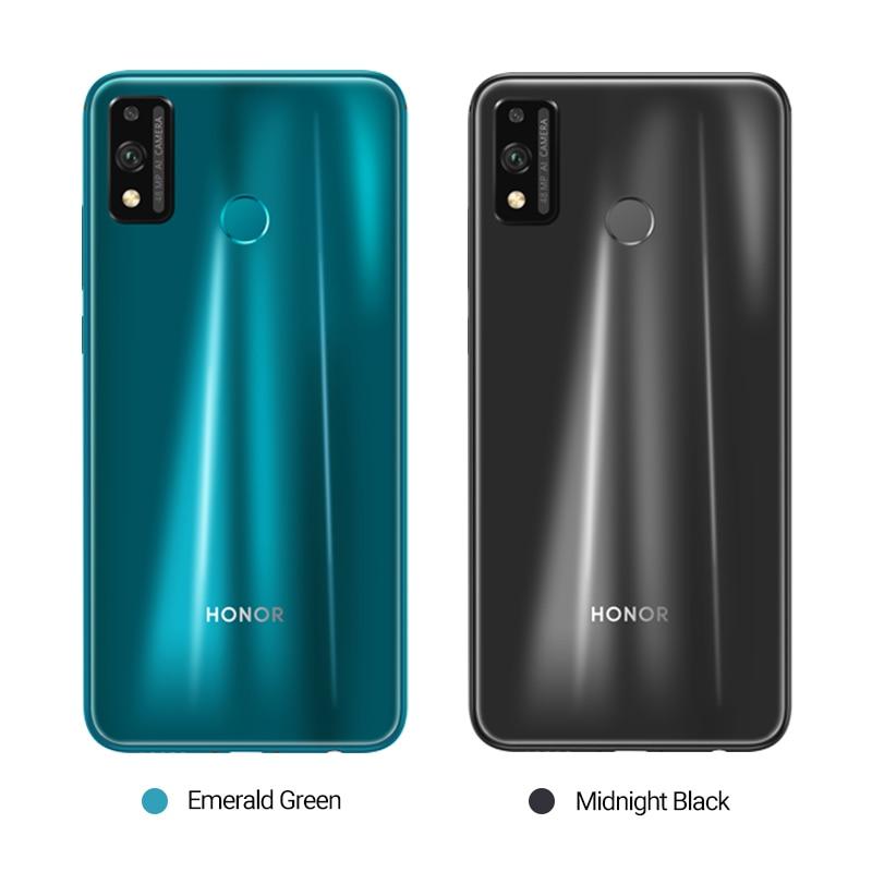 Global Version Honor 9X Lite Smartphone 4G 128G 48MP Camera Kirin 710 6.5'' Mobile Phone Android P GPU Turbo 3.0 NFC 5