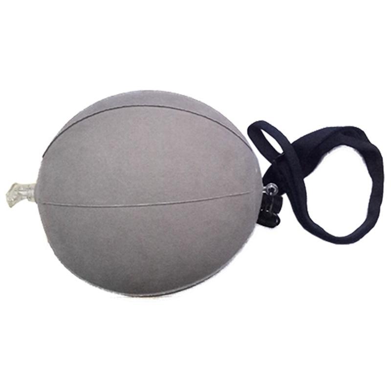 Smart Impact Ball Golf Swing Trainer Aid Practice Posture Correction Training Gray