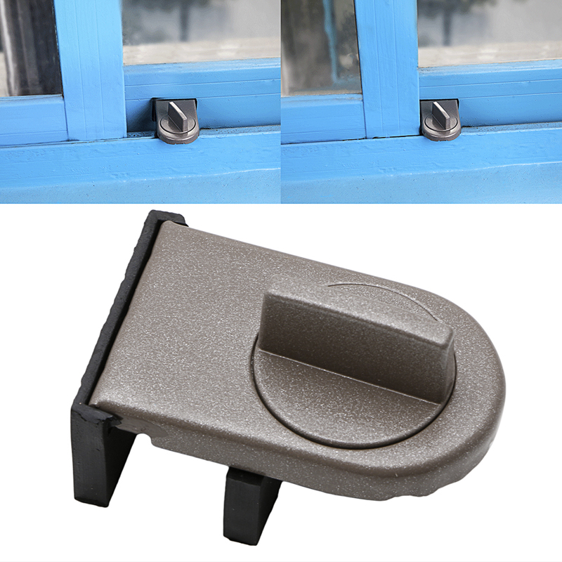 1Pc Care Baby Child Safety Transfer Window Sliding Door Security Lock Door Stopper