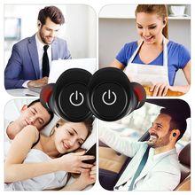 True Wireless Stereo Bluetooth Earbuds Headset Mini Twins TWS Wireless Bluetooth Earphone H