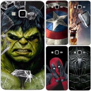 Superhero Phone Case Cover For