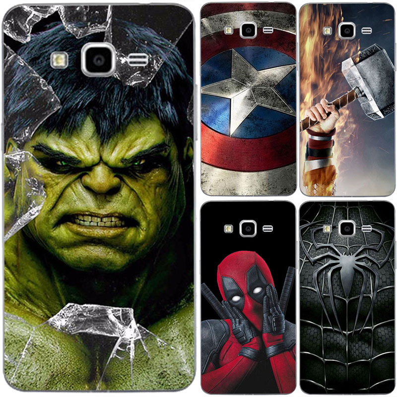 Superhero Phone <font><b>Case</b></font> Cover For <font><b>Samsung</b></font> <font><b>Galaxy</b></font> <font><b>Grand</b></font> <font><b>Prime</b></font> Cover Coque for <font><b>Samsung</b></font> <font><b>Grand</b></font> <font><b>Prime</b></font> Duos G530F <font><b>G530H</b></font> G530Y Superman image