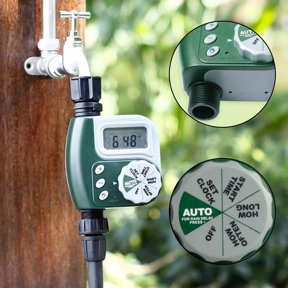 Wasserhahn Bewässerung Timer Garten Programmierbare Bewässerung System Wasserdichte Automatische für Haushalt Garten Sicher Liefern