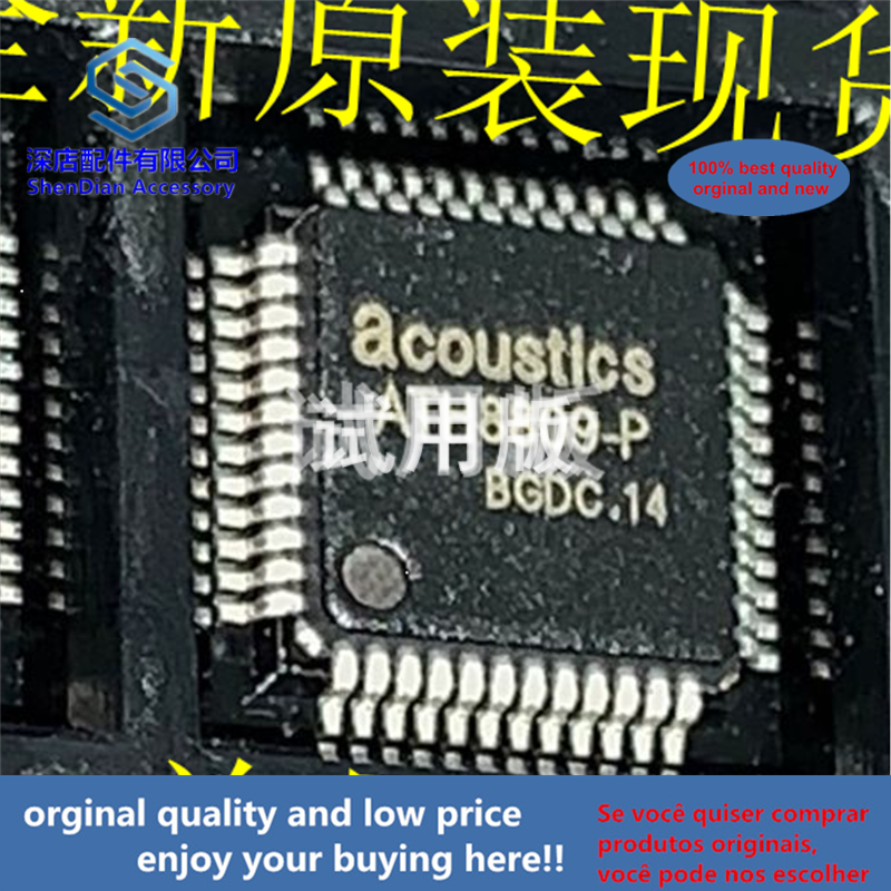 1pcs 100% Orginal And New ATH8809-P QFP48 ATH8809  Best Qualtiy