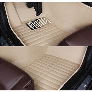 Image 2 - Yeni özelleştirilmiş araba paspaslar Hyundai tüm modeller için terracan accent azera lantra elantra tucson iX25 i30 iX35 Sonata