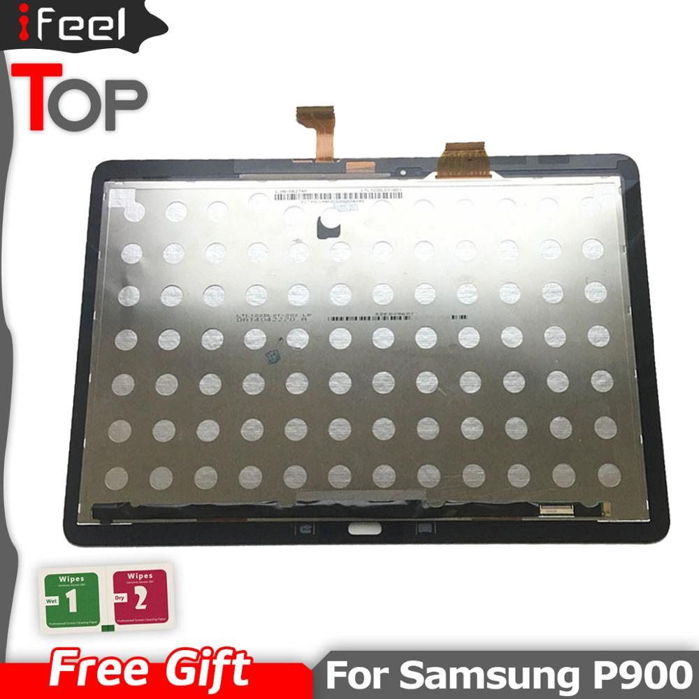 New Tablet LCD For Samsung GALAXY Note Pro 12.2 P900 WiFi Tablet LCD Display Touch Screen Digitizer