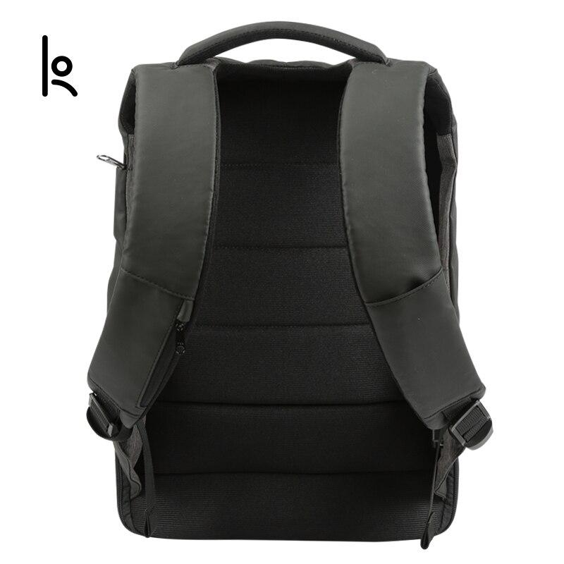 Korin Design le ClickPack Pro Anti coupure Anti voleur sac à dos sac à dos pour ordinateur portable pour homme 15.6 pouces sacs d'école pour garçons - 3