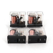 10Pcs Omron G2R 1 DC12V/24V PCB הר 5Pin SPDT כוח ממסר 10A/250VAC