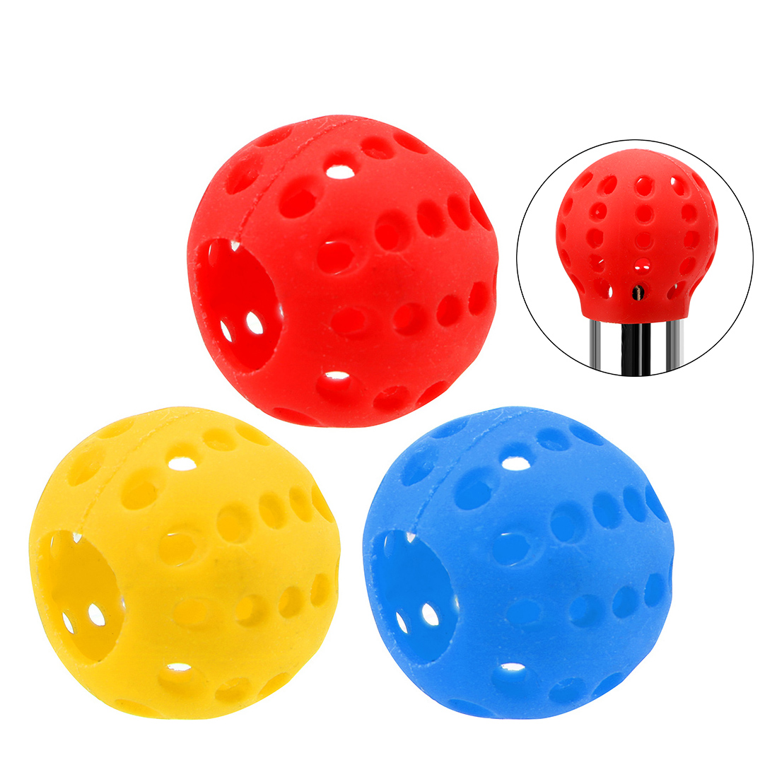 New Portable SiliconeHookah Silicone Smoking set Ball Shaped Hookah Pipe