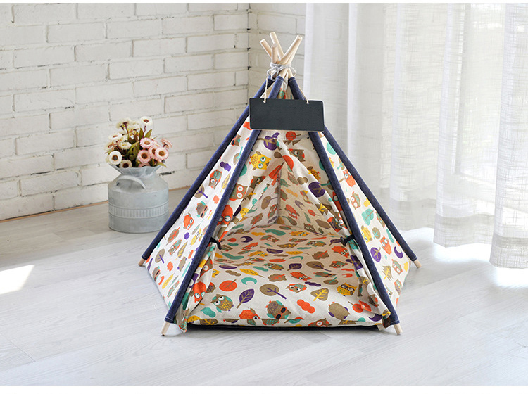 xl dog teepee