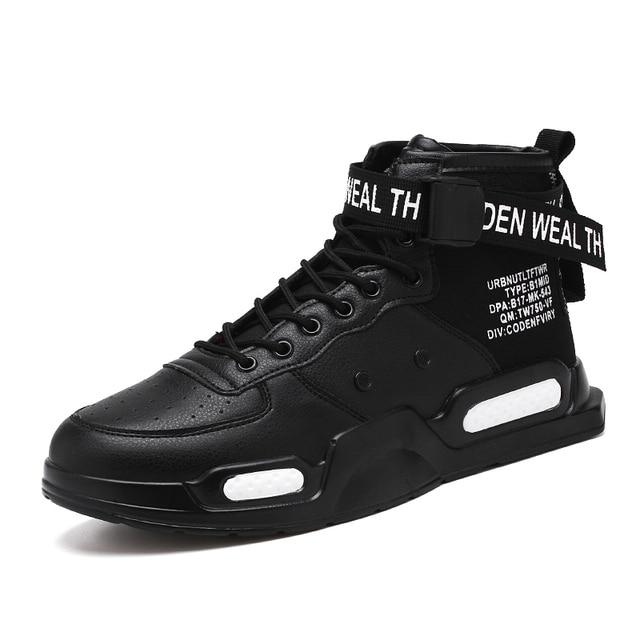 Fashion Hip Hop Ankle Boots 4
