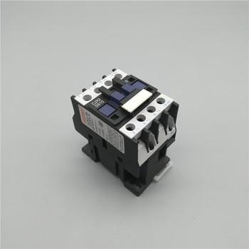 CJX2-0910 LC1 AC stycznik 9A 3-fazowe 3-biegunowe napięcie cewki 380V 220V 110V 36V 24V 12V 50 60Hz na szynie Din 3 P + 1NO normalne otwarte tanie i dobre opinie 690 v AC-380V 220V 110V 36V 24V 12V
