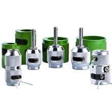 Электрический ручной PPR устойчивая трубка для зачистки алюминиевых пластиковых труб инструмент для очистки труб инструмент для зачистки труб нож DN20 25 32 40 50 63 75 90
