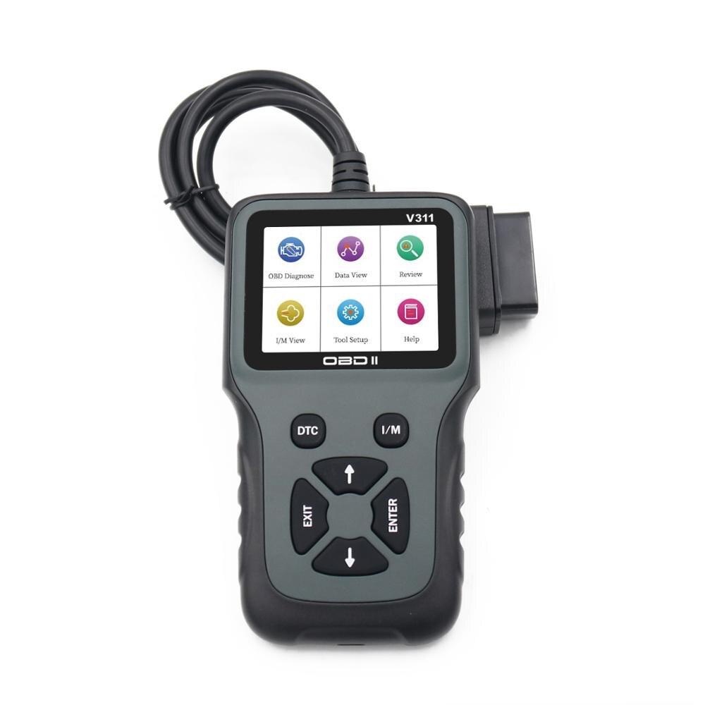 V311 OBD2 OBDII Diagnostique Voiture Défaut codes Lecteur Diagnostic Scanner