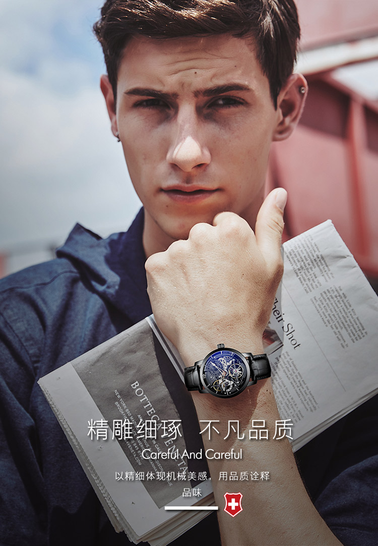 H07f9a627f0ae44468d75bba977bab4ee1 AILANG Original design watch automatic tourbillon wrist watches men montre homme mechanical Leather pilot diver Skeleton 2019