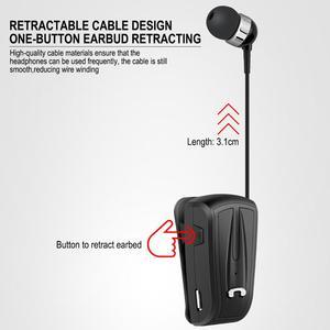 Image 3 - Fineblue F V6 bluetooth 4.1 mini fones de ouvido estéreo bluetooth clipe sem fio fone para ios android telefone cancelamento ruído mini