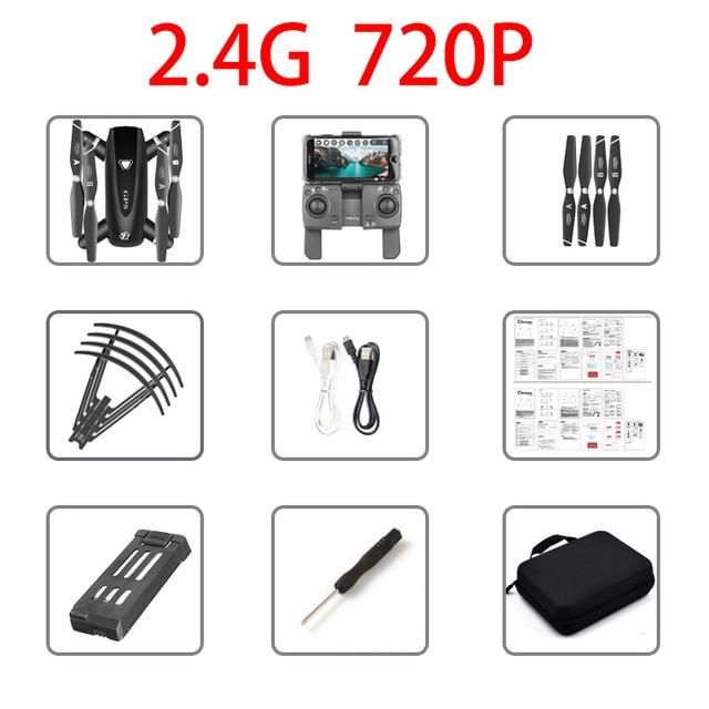 S167 5G Wifi GPS Drone 1080P with Camera HD air pix Drone anti -shake quadrocopter WiFi FPV RC quadcopter Dron selfie Camera