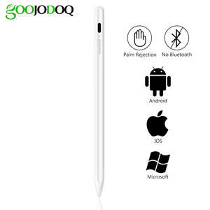 2-In-1 Universal & Palm Rejection Touch Stylus Pen for iPad Pencil Stylus Pen for Android