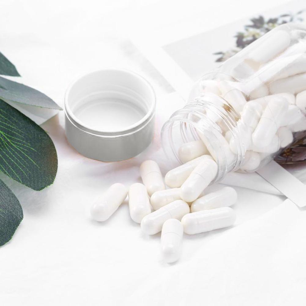 50pcs Collagen Powder Capsules Protein Bioactive Peptides Crystal Face Mask Rejuvenation Shrink Pore Whitening Cream Skin Care 5