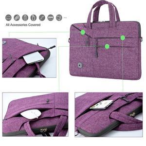 Image 4 - Cartinoe Laptop Bag 15.6 For Mackbook Pro 15 Notebook Bag 13.3/14/15 Inch Laptop Sleeve 14 Inch For Macbook Air Pro 13