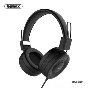 Remax wired Headphone 3.5mm ea