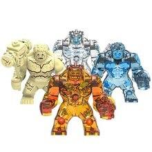 Spider Man Far From Home Water element  FireElemental EarthElemental Wind Element Building Blocks Bricks Boy Toys